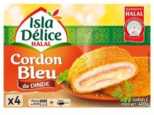 4 Cordons Bleus Turkey from Isla Délice France