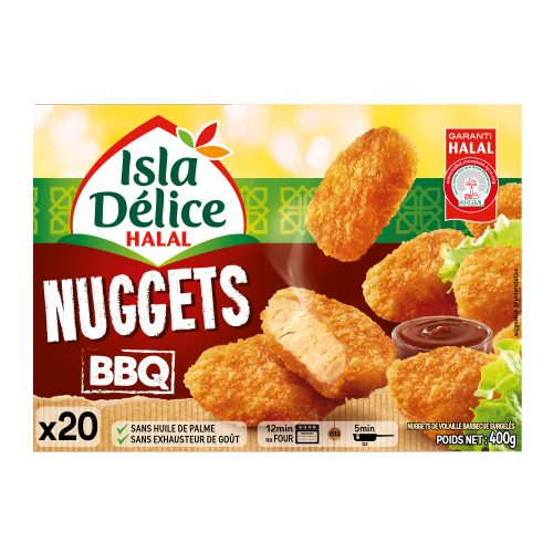 20 Nuggets de Volaille from Isla Délice France