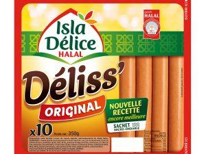 Buy Halal: Déliss' l'origina from Isla Délice France