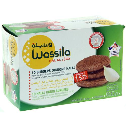 Burgers Onion from Wassila