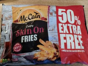 Halal Chips and Fries