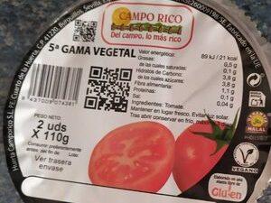 Fruits and Halal vegetables