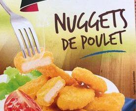 Halal Chicken Nuggets
