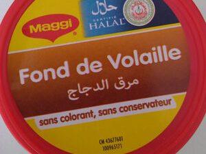 Lyophilized Halal Food