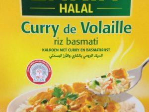 Halal Poultry Dishes