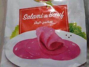Halal Salamis
