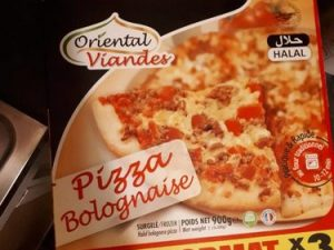 Halal Pizzas