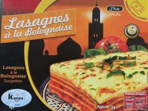 Halal Lasagna