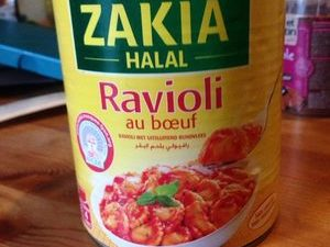 Halal Ravioli