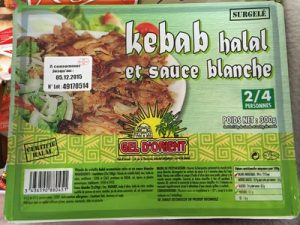 Halal Frozen Ready Meals