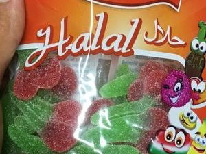 Halal Sugar Snacks