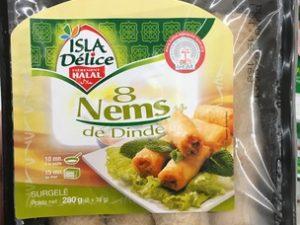 Halal Spring Rolls