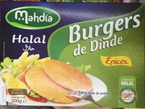 Breaded Halal Food