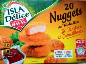 Halal Poultry Nuggets