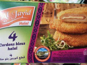 Halal Cordons Bleus